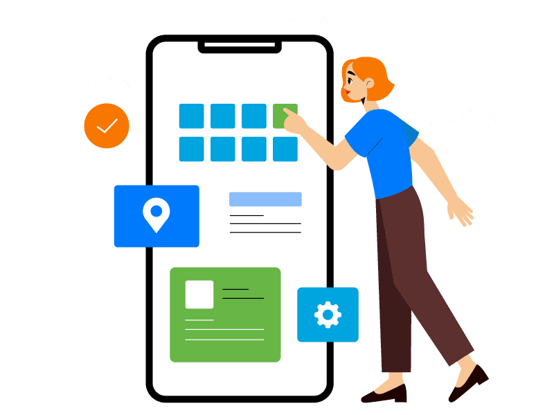 Mobile Application for Organisers